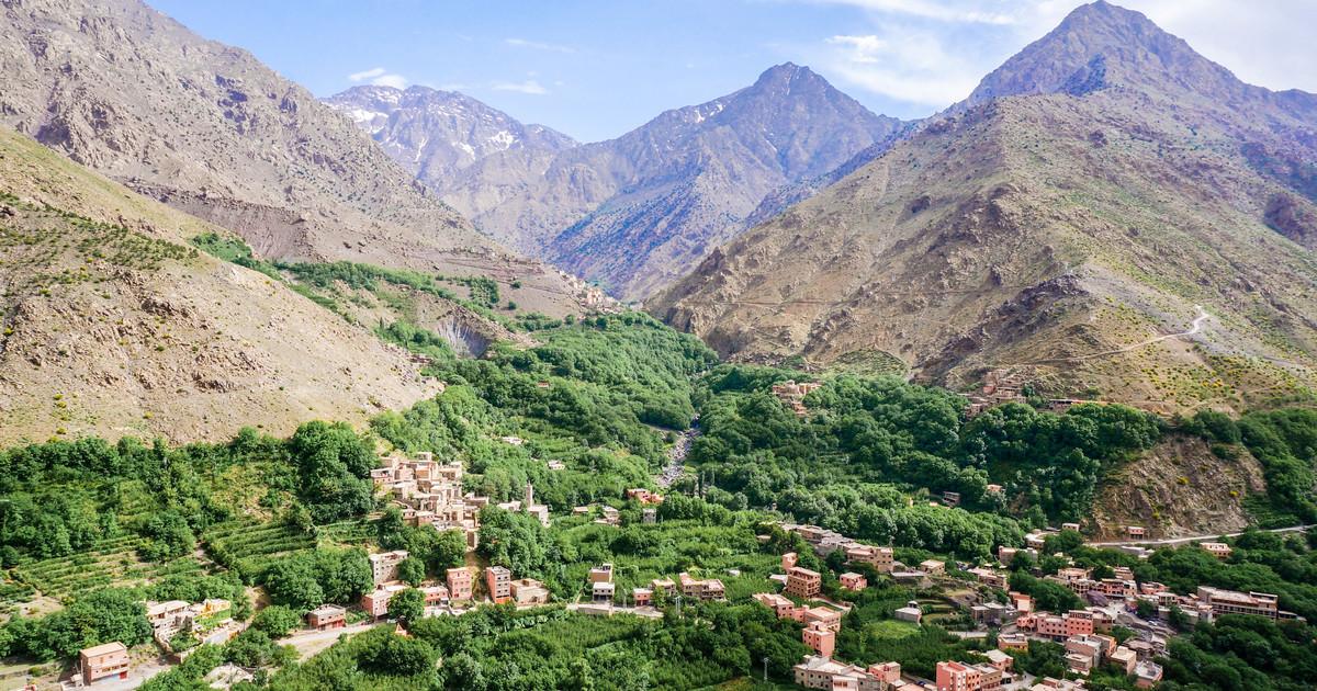 Resultado de imagen de valle de ourika